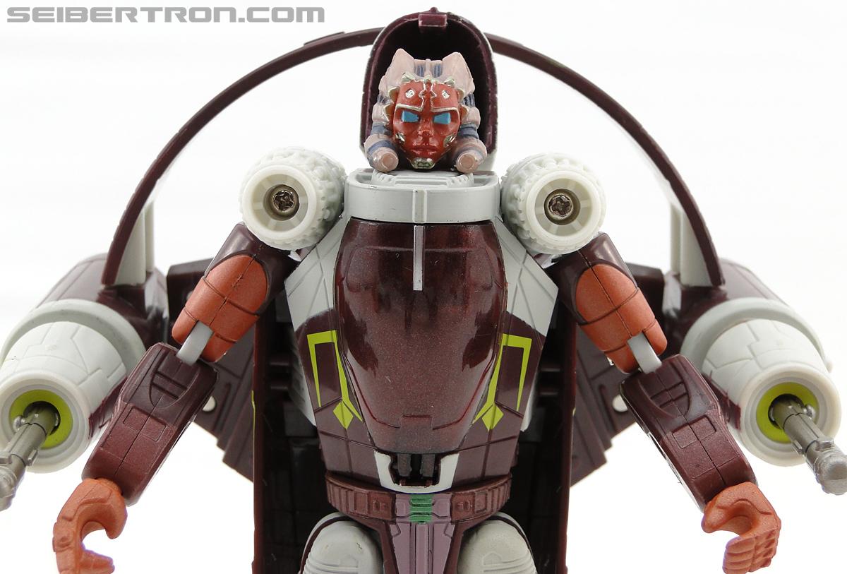 Star Wars Transformers Ahsoka Tano (Jedi Starfighter) (Image #45 of 108)