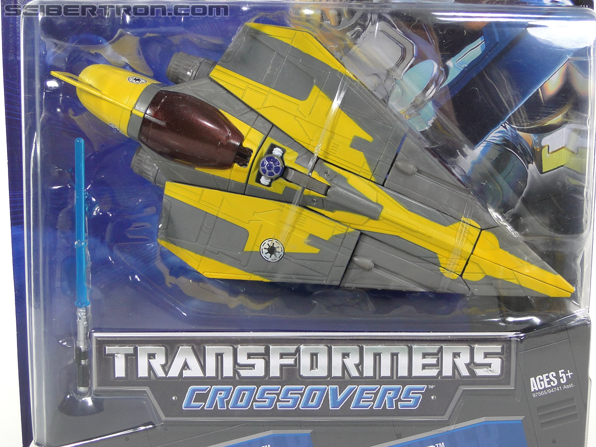 Star Wars Transformers Anakin Skywalker (Jedi Starfighter) (Image #4 of 108)