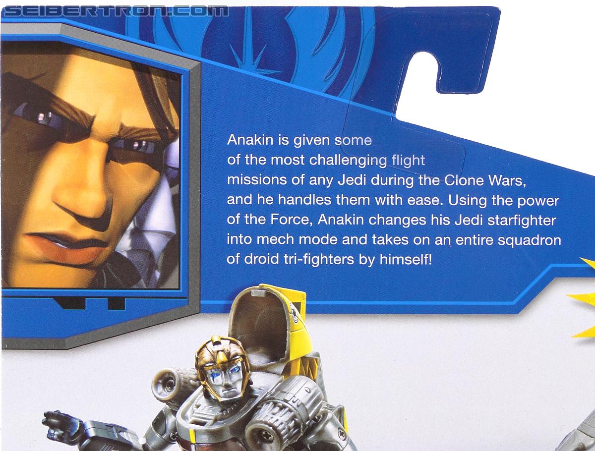 Star Wars Transformers Anakin Skywalker (Jedi Starfighter) (Image #8 of 108)