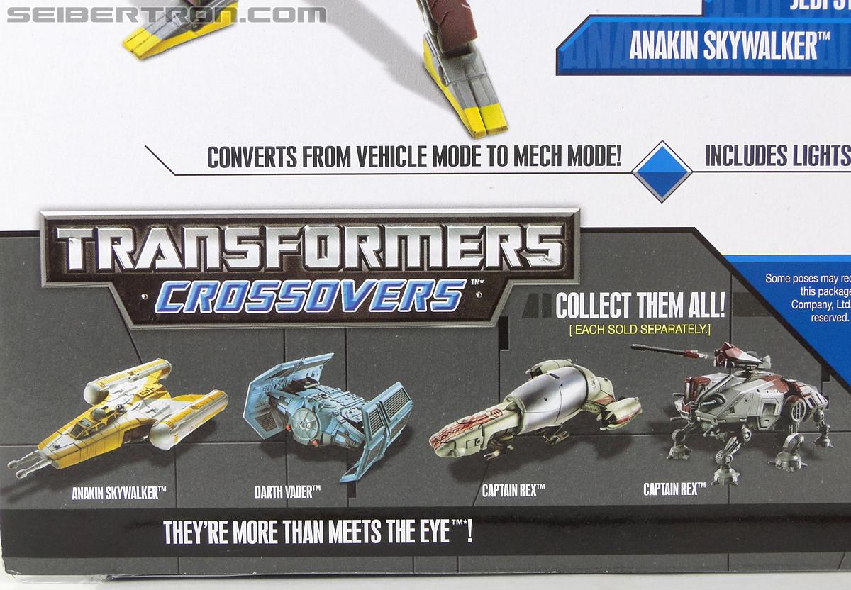 Star Wars Transformers Anakin Skywalker (Jedi Starfighter) (Image #10 of 108)