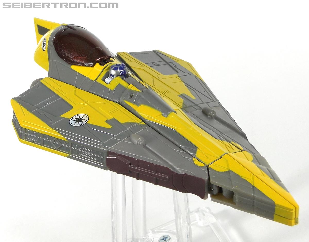 Star Wars Transformers Anakin Skywalker (Jedi Starfighter) (Image #18 of 108)