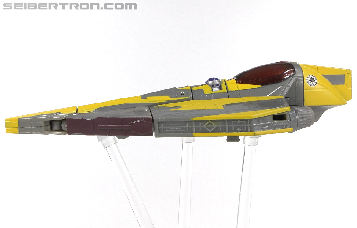 Star Wars Transformers Anakin Skywalker (Jedi Starfighter) (Image #25 of 108)