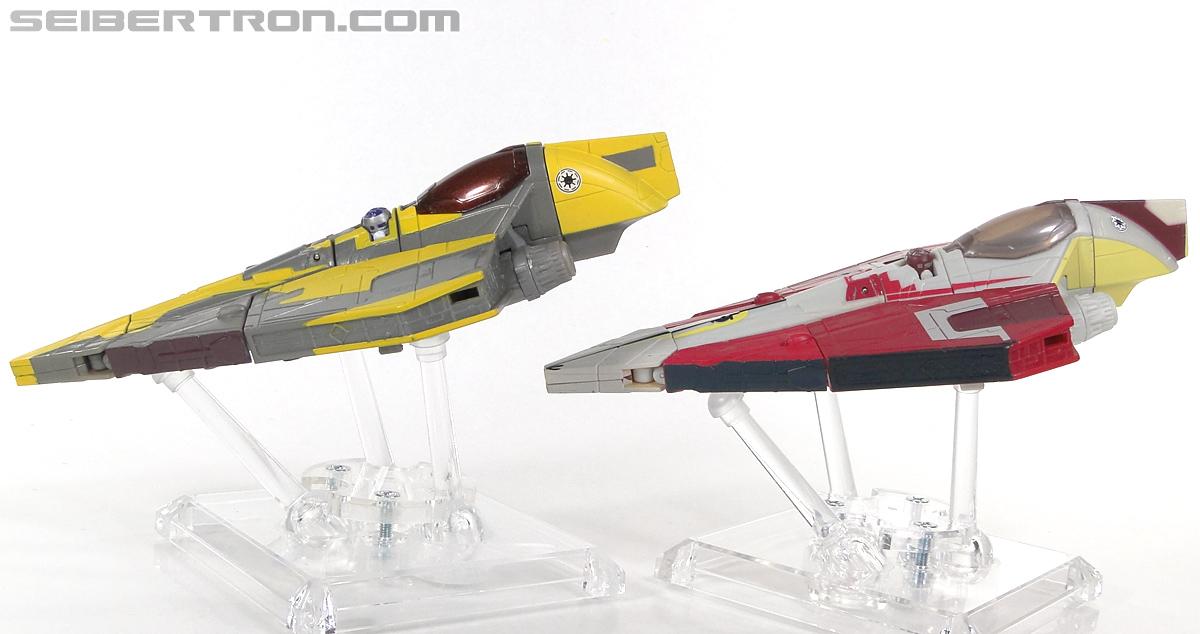 Star Wars Transformers Anakin Skywalker (Jedi Starfighter) (Image #34 of 108)