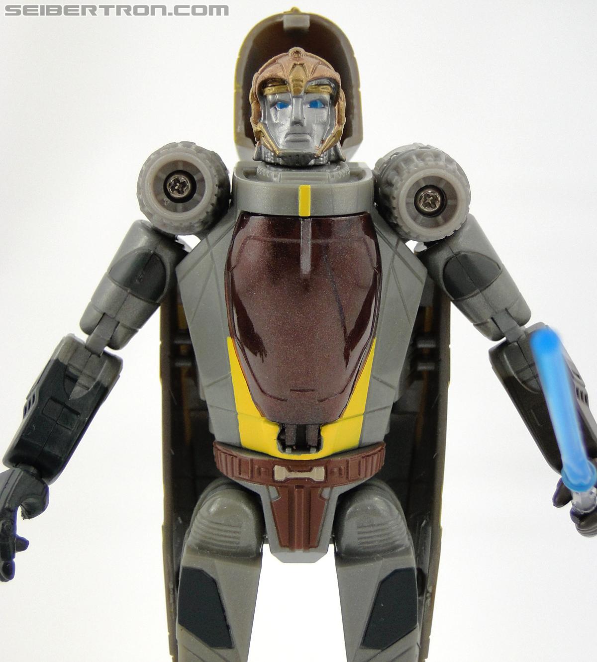 Star Wars Transformers Anakin Skywalker (Jedi Starfighter) (Image #44 of 108)