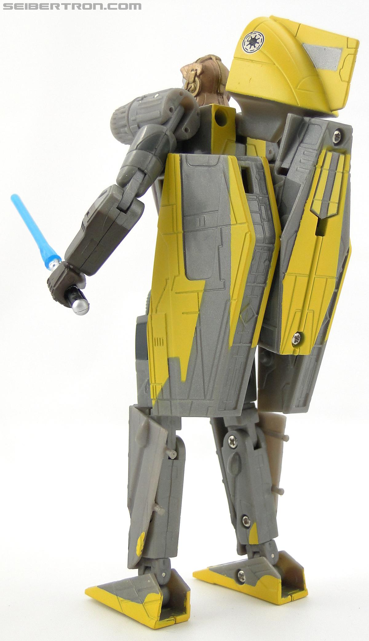 Star Wars Transformers Anakin Skywalker (Jedi Starfighter) (Image #54 of 108)