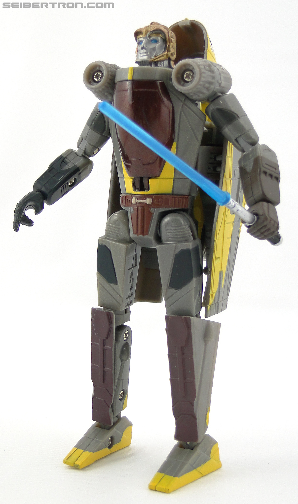 Star Wars Transformers Anakin Skywalker (Jedi Starfighter) (Image #56 of 108)