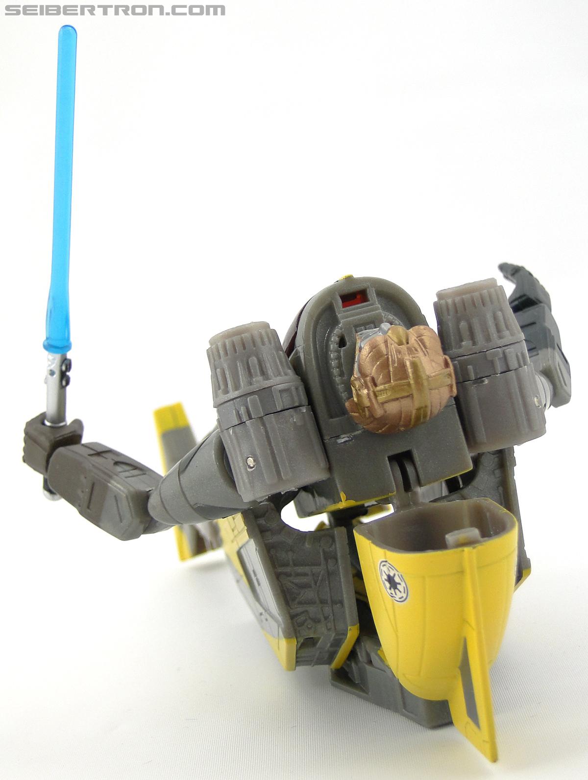 Star Wars Transformers Anakin Skywalker (Jedi Starfighter) (Image #64 of 108)