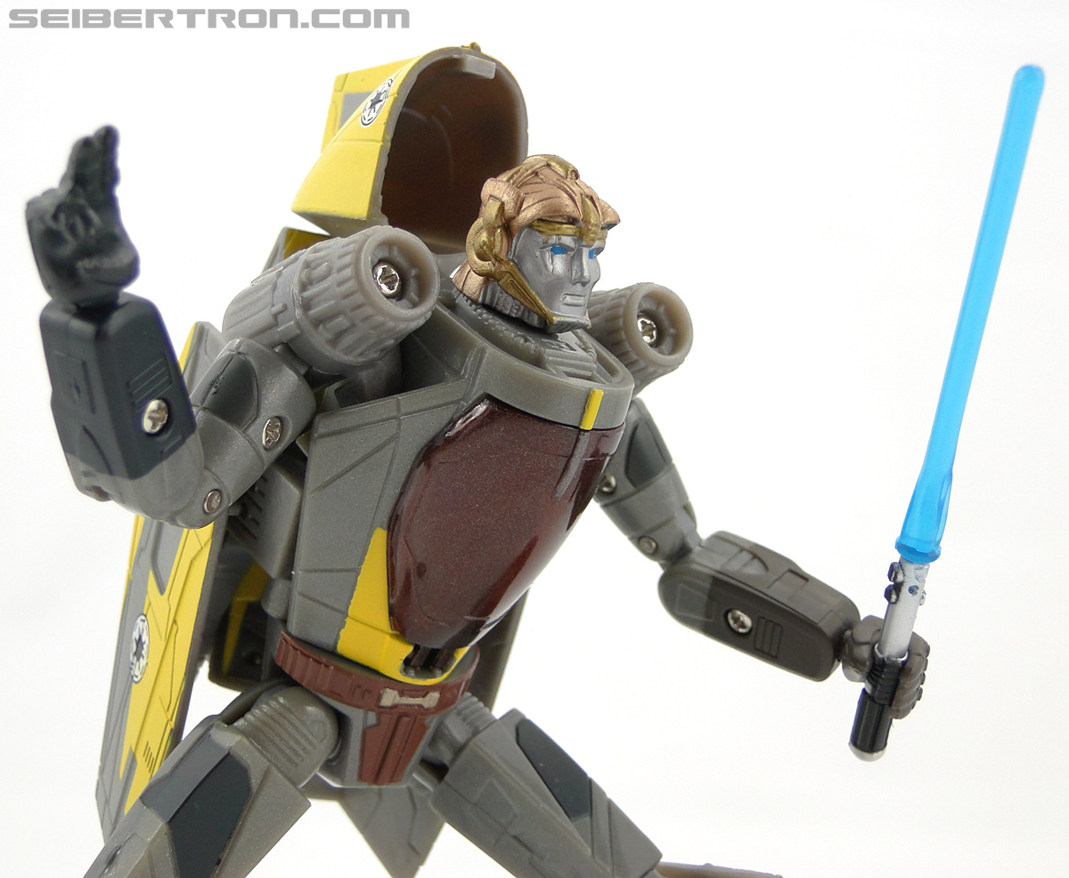 Star Wars Transformers Anakin Skywalker (Jedi Starfighter) (Image #71 of 108)