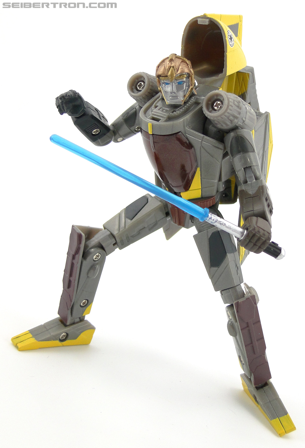 Star Wars Transformers Anakin Skywalker (Jedi Starfighter) (Image #75 of 108)