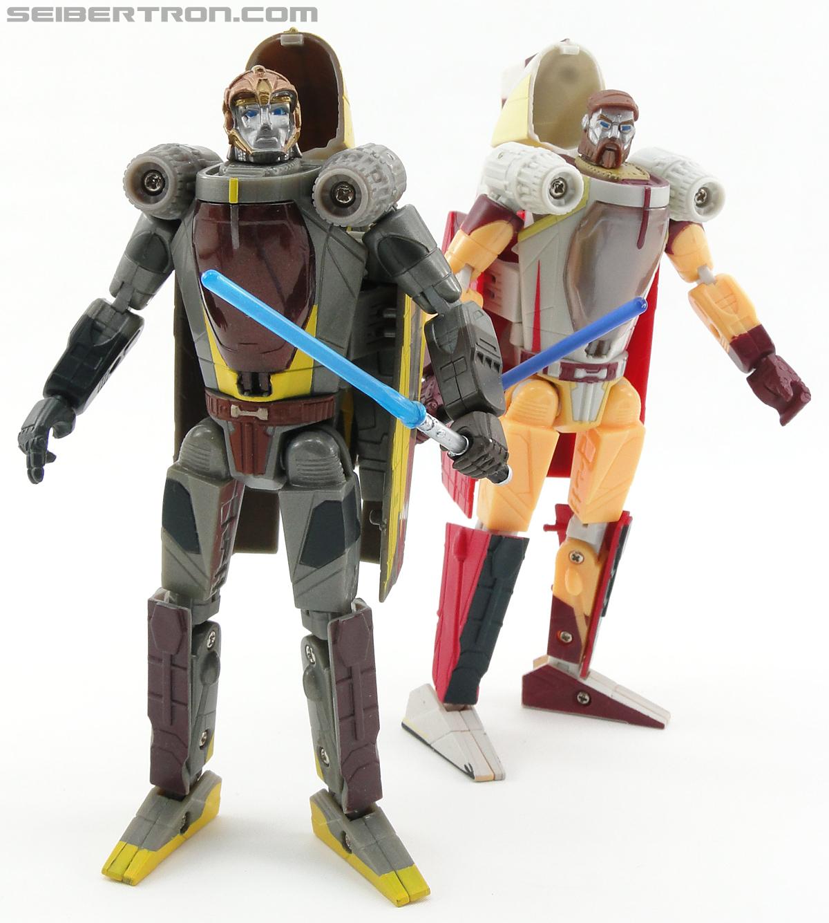 Star Wars Transformers Anakin Skywalker (Jedi Starfighter) (Image #81 of 108)