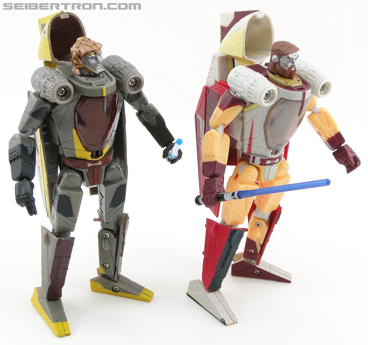 Star Wars Transformers Anakin Skywalker (Jedi Starfighter) (Image #82 of 108)