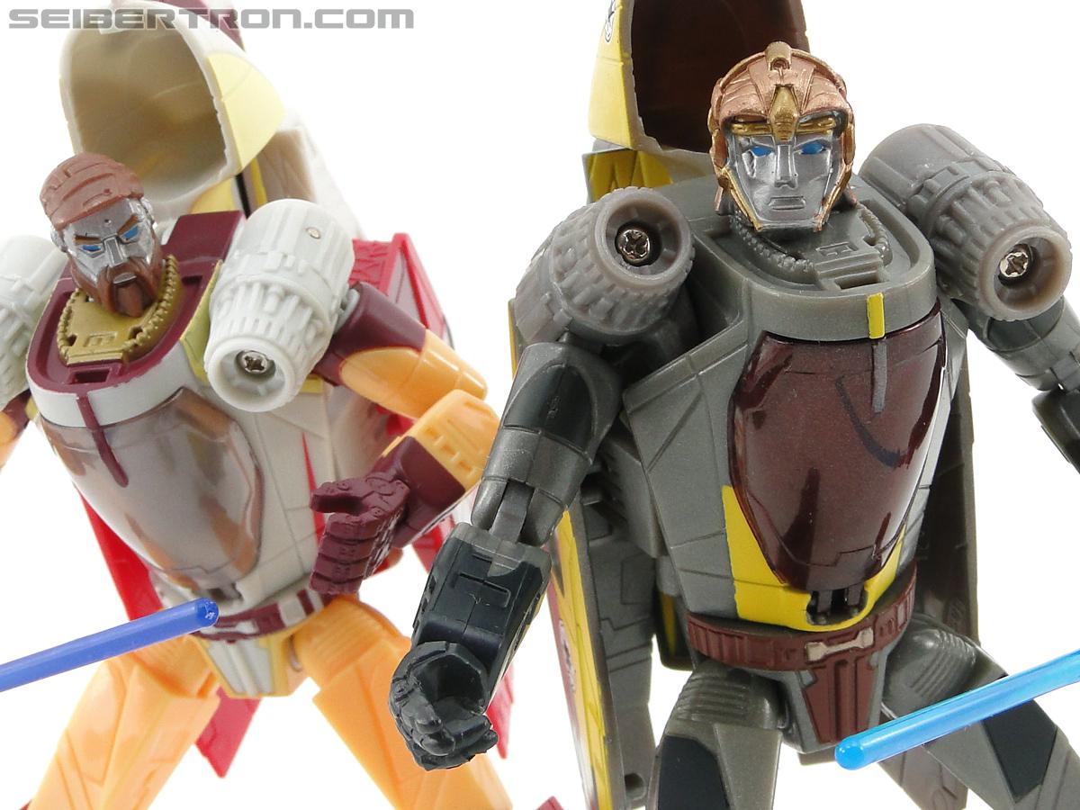 Star Wars Transformers Anakin Skywalker (Jedi Starfighter) (Image #90 of 108)
