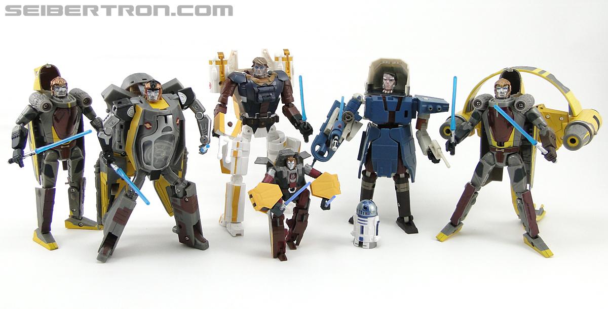 Star Wars Transformers Anakin Skywalker (Jedi Starfighter) (Image #101 of 108)