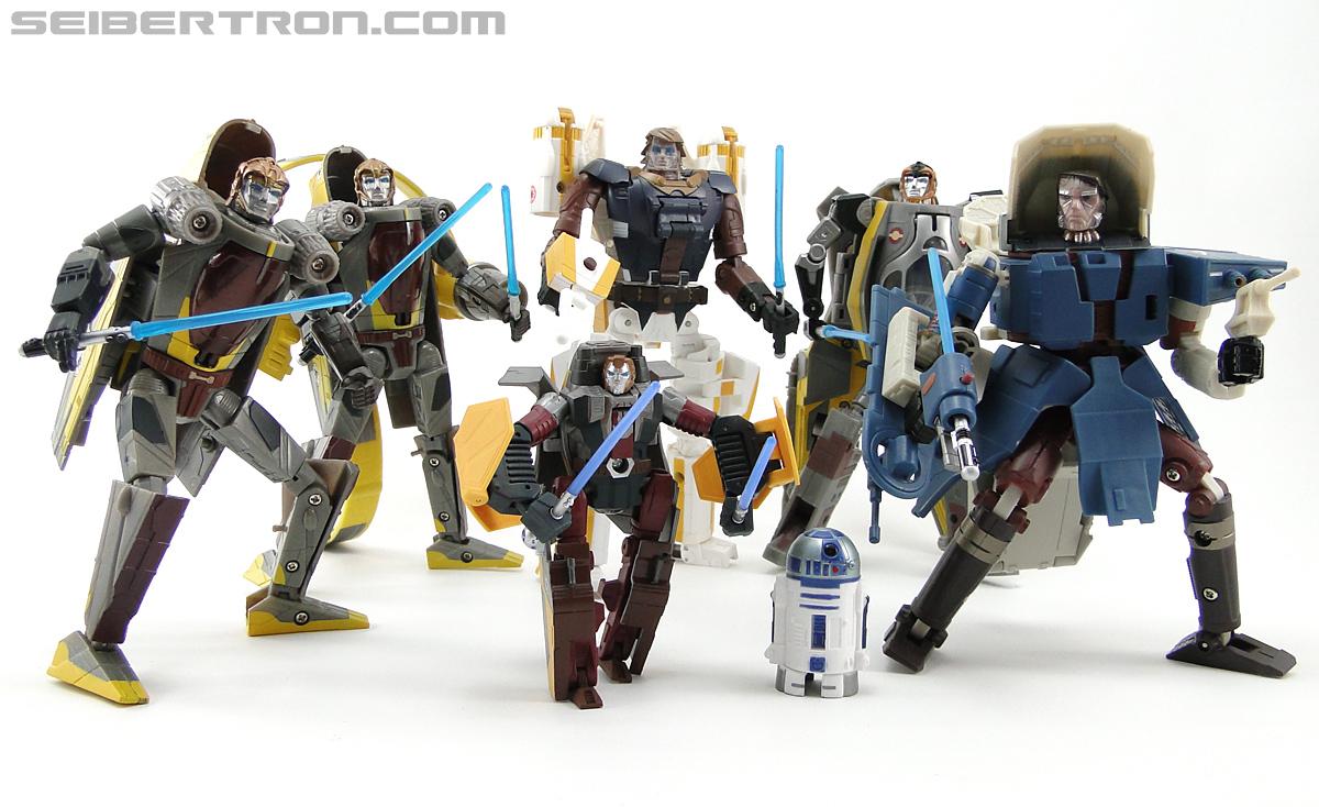 Star Wars Transformers Anakin Skywalker (Jedi Starfighter) (Image #103 of 108)