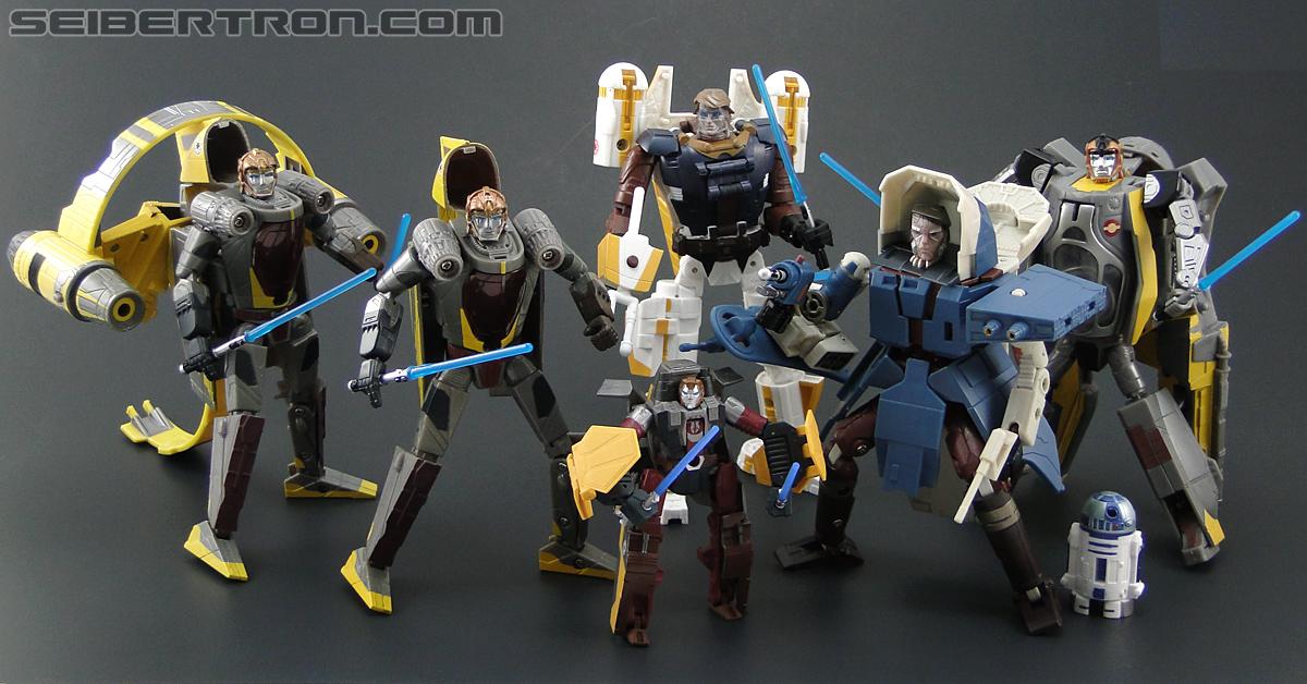 Star Wars Transformers Anakin Skywalker (Jedi Starfighter) (Image #105 of 108)