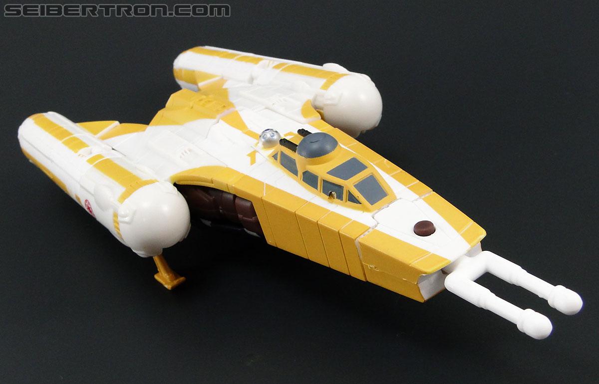 Star Wars Transformers Anakin Skywalker (Y-Wing Bomber) (Image #17 of 106)