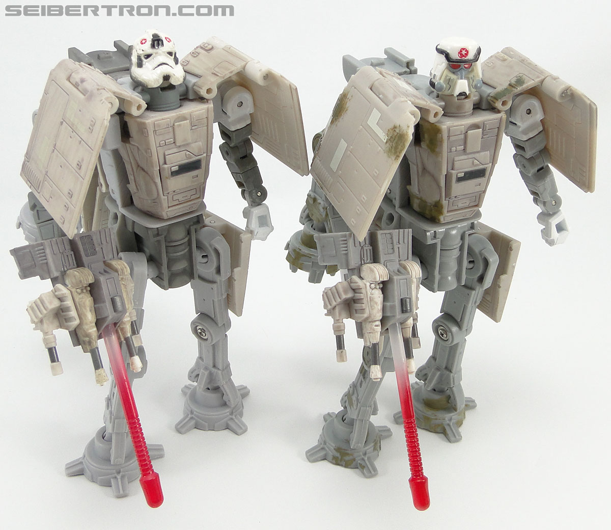 Star Wars Transformers AT-AT Driver (AT-AT) (Image #155 of 161)