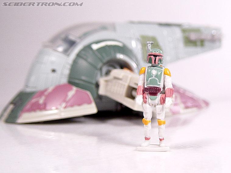 Star Wars Transformers Boba Fett (Slave I) (Image #29 of 82)
