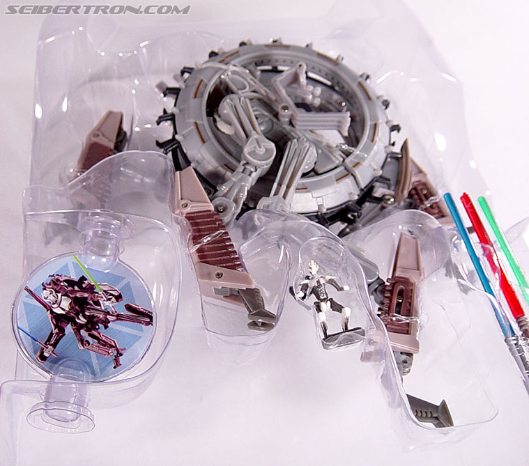 Star Wars Transformers General Grievous (Wheel Bike) (Image #27 of 117)