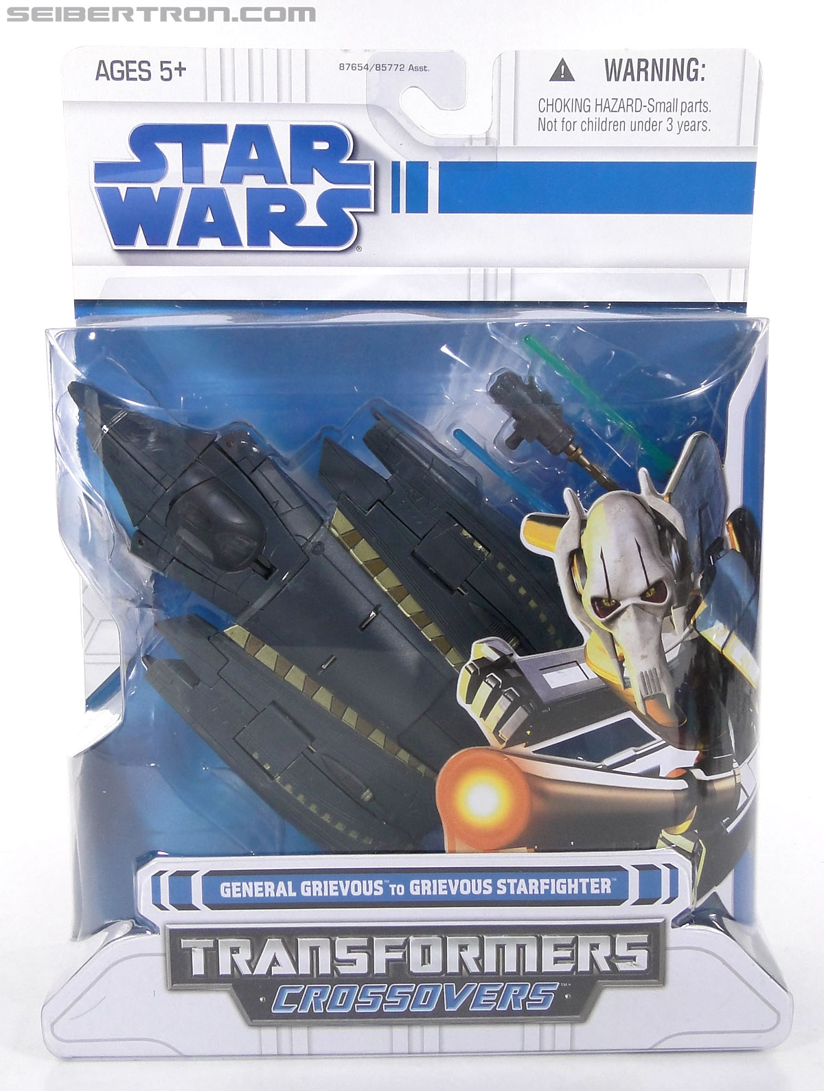 Star Wars Transformers General Grievous (Grievous Starfighter) (Image #1 of 82)