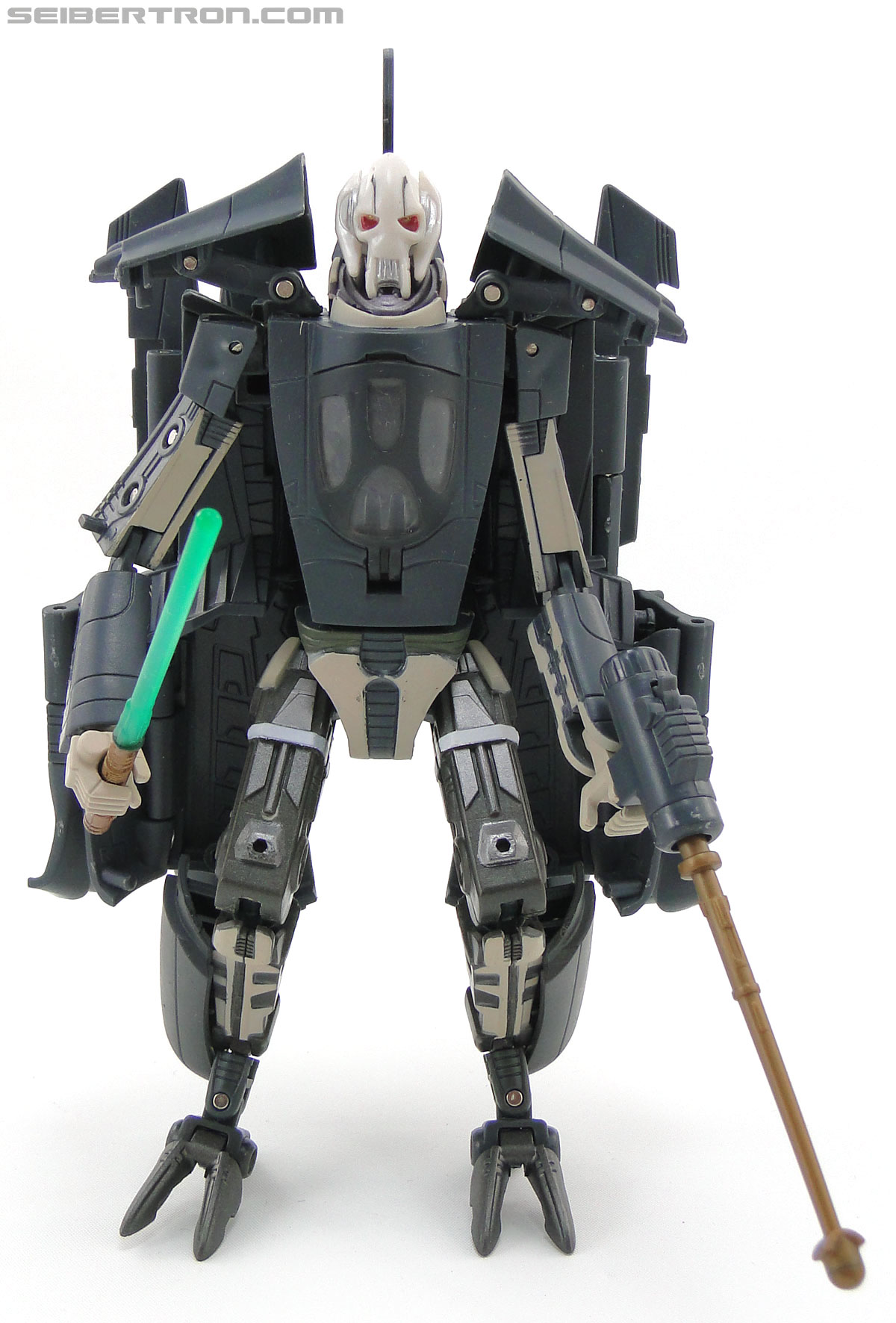 Star Wars Transformers General Grievous (Grievous Starfighter) (Image #33 of 82)