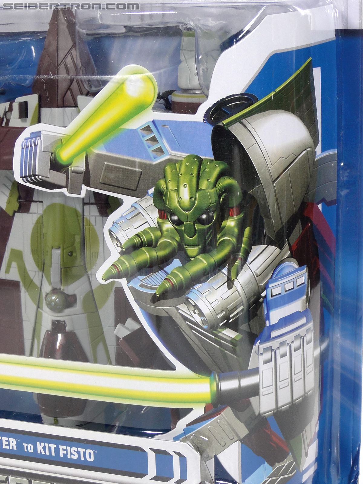 Star Wars Transformers Kit Fisto (Jedi Starfighter) (Image #3 of 104)