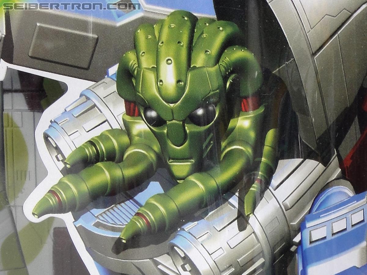 Star Wars Transformers Kit Fisto (Jedi Starfighter) (Image #4 of 104)