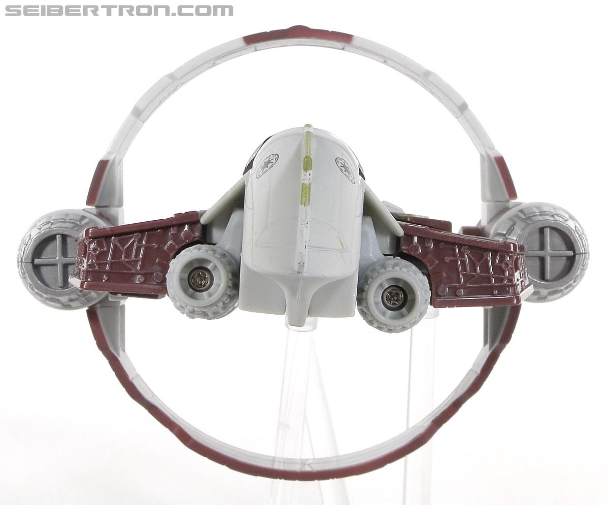 Star Wars Transformers Kit Fisto (Jedi Starfighter) (Image #21 of 104)