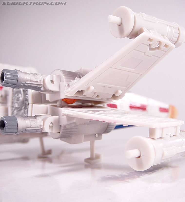 Star Wars Transformers Luke Skywalker (X-Wing Fighter) (Image #45 of 101)