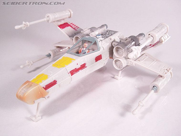 Star Wars Transformers Luke Skywalker (X-Wing Fighter) (Image #51 of 101)