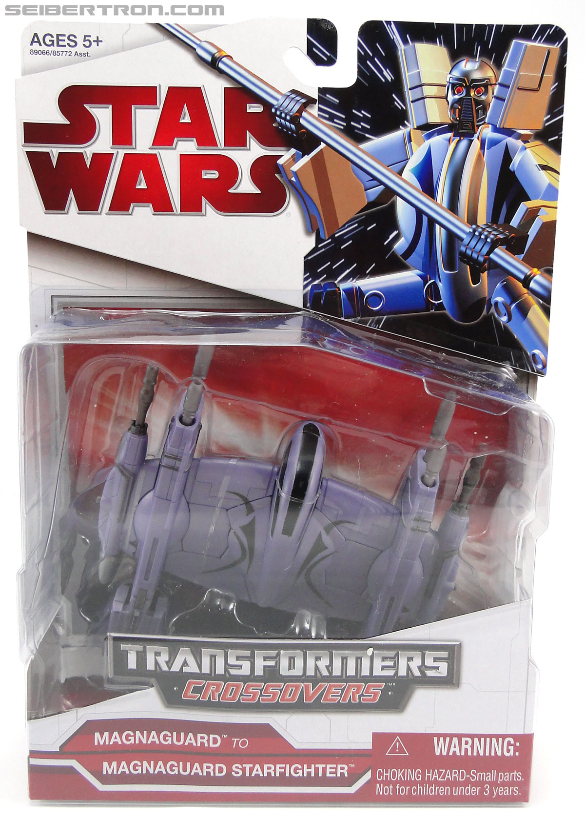 Star Wars Transformers MagnaGuard Droid (MagnaGuard Fighter) (Image #1 of 93)