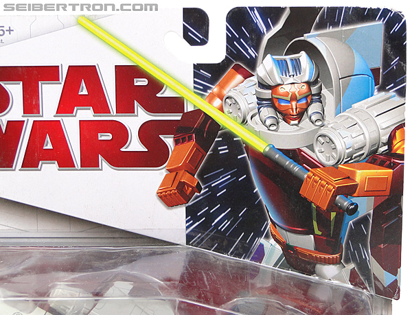 Star Wars Transformers Ahsoka Tano (Jedi Starfighter) (Image #2 of 108)