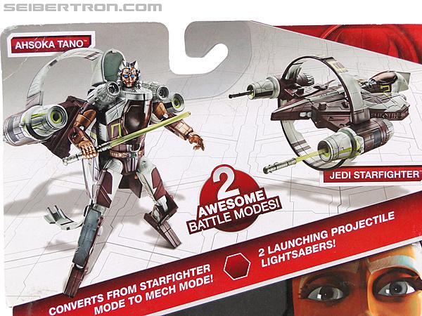 Star Wars Transformers Ahsoka Tano (Jedi Starfighter) (Image #9 of 108)