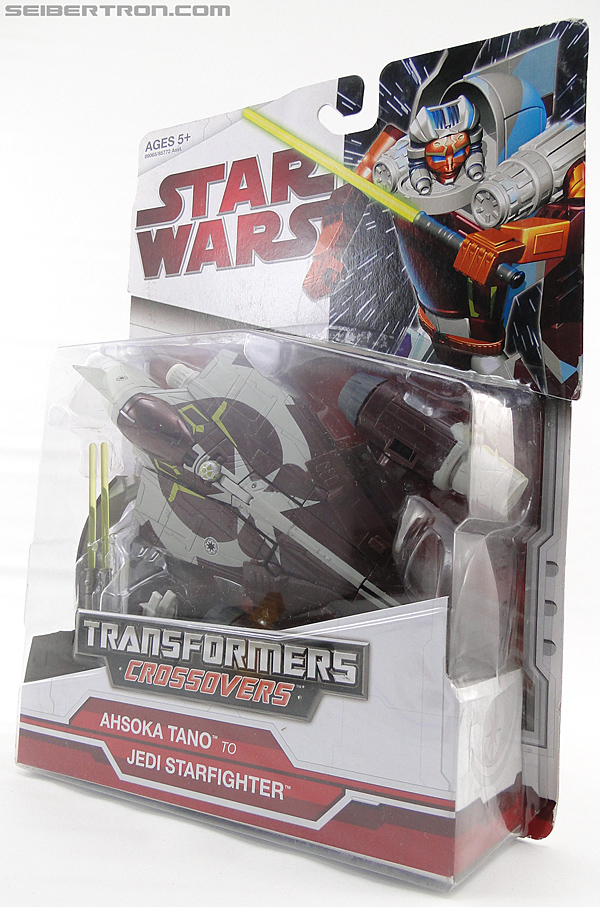 Star Wars Transformers Ahsoka Tano (Jedi Starfighter) (Image #11 of 108)