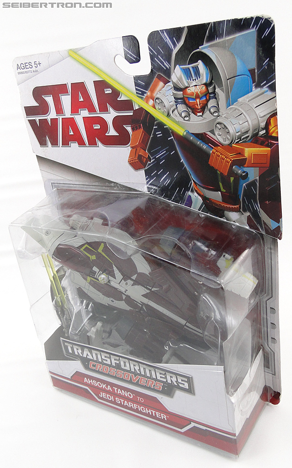 Star Wars Transformers Ahsoka Tano (Jedi Starfighter) (Image #12 of 108)