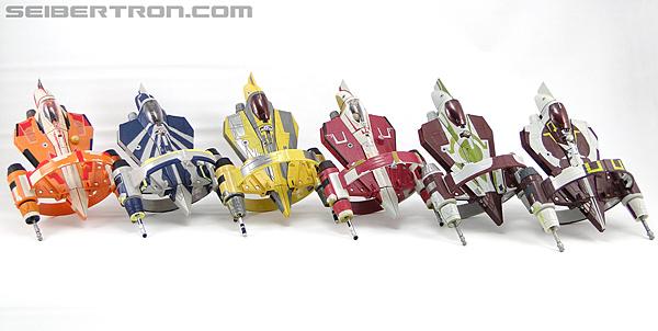Star Wars Transformers Ahsoka Tano (Jedi Starfighter) (Image #34 of 108)