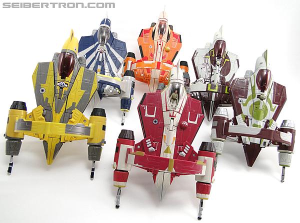 Star Wars Transformers Ahsoka Tano (Jedi Starfighter) (Image #36 of 108)