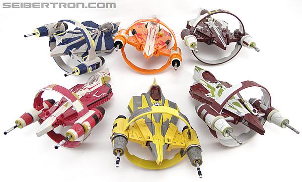 Star Wars Transformers Ahsoka Tano (Jedi Starfighter) (Image #38 of 108)
