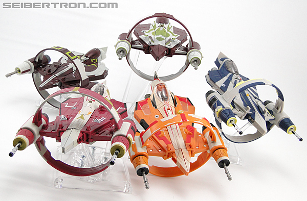 Star Wars Transformers Ahsoka Tano (Jedi Starfighter) (Image #39 of 108)