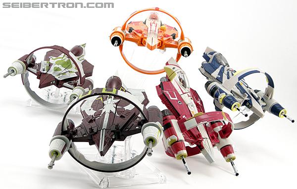 Star Wars Transformers Ahsoka Tano (Jedi Starfighter) (Image #41 of 108)