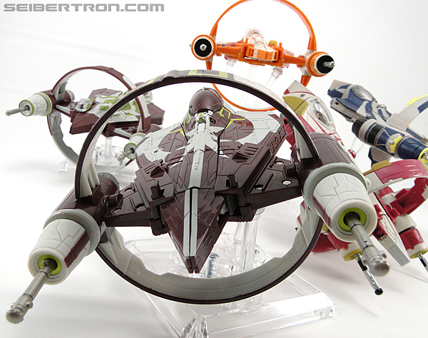 Star Wars Transformers Ahsoka Tano (Jedi Starfighter) (Image #43 of 108)
