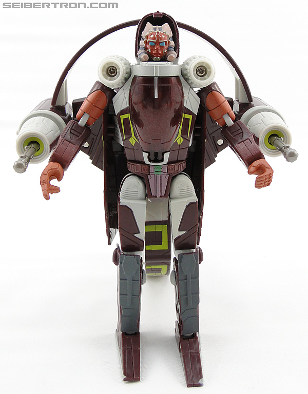 Star Wars Transformers Ahsoka Tano (Jedi Starfighter) (Image #44 of 108)