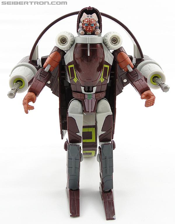 Star Wars Transformers Ahsoka Tano (Jedi Starfighter) (Image #44 of 108)