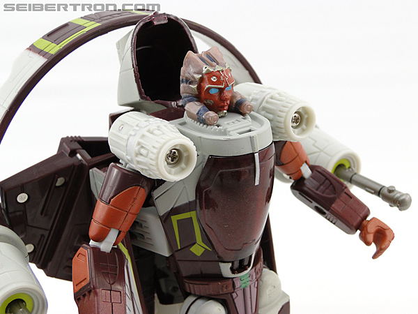 Star Wars Transformers Ahsoka Tano (Jedi Starfighter) (Image #47 of 108)