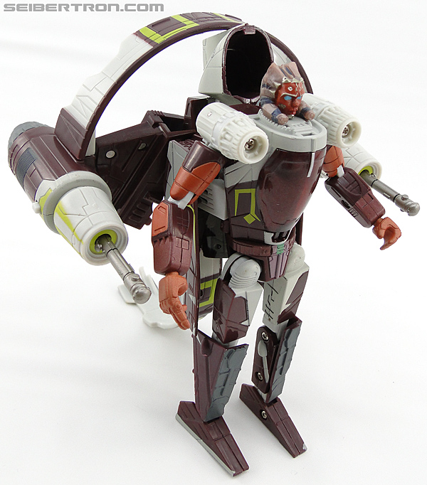 Star Wars Transformers Ahsoka Tano (Jedi Starfighter) (Image #49 of 108)