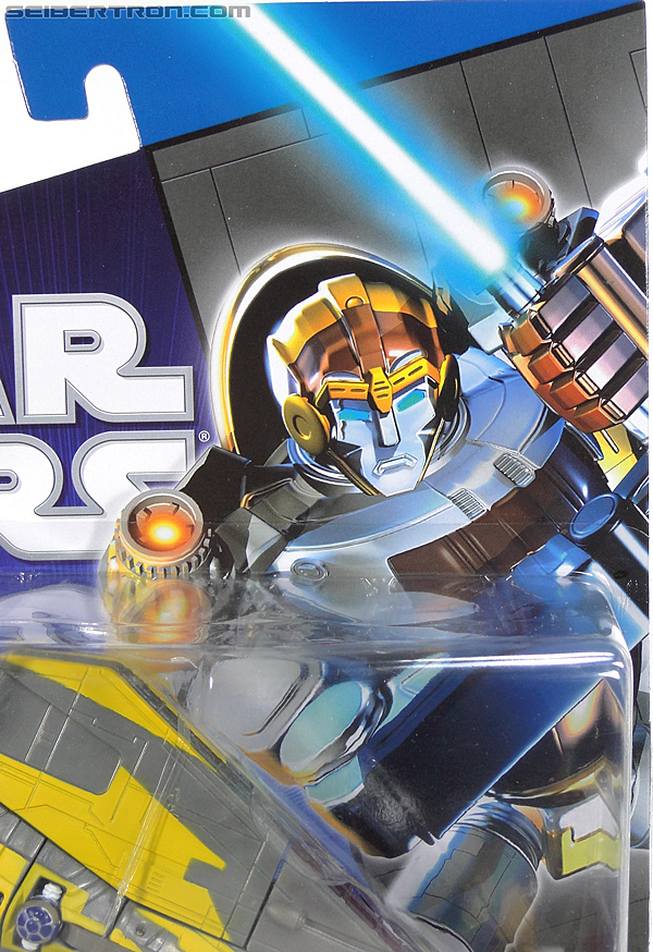 Star Wars Transformers Anakin Skywalker (Jedi Starfighter) (Image #2 of 108)