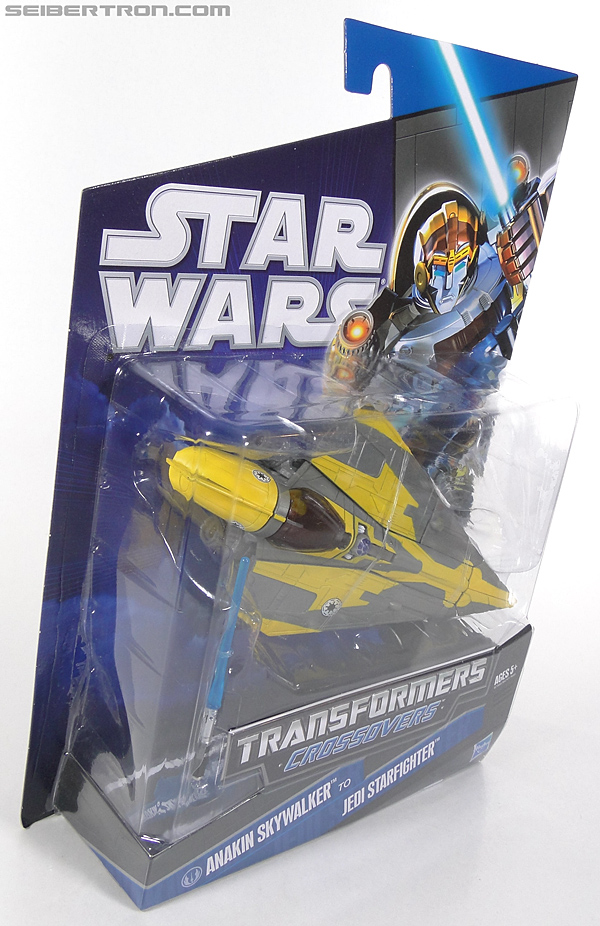 Star Wars Transformers Anakin Skywalker (Jedi Starfighter) (Image #5 of 108)