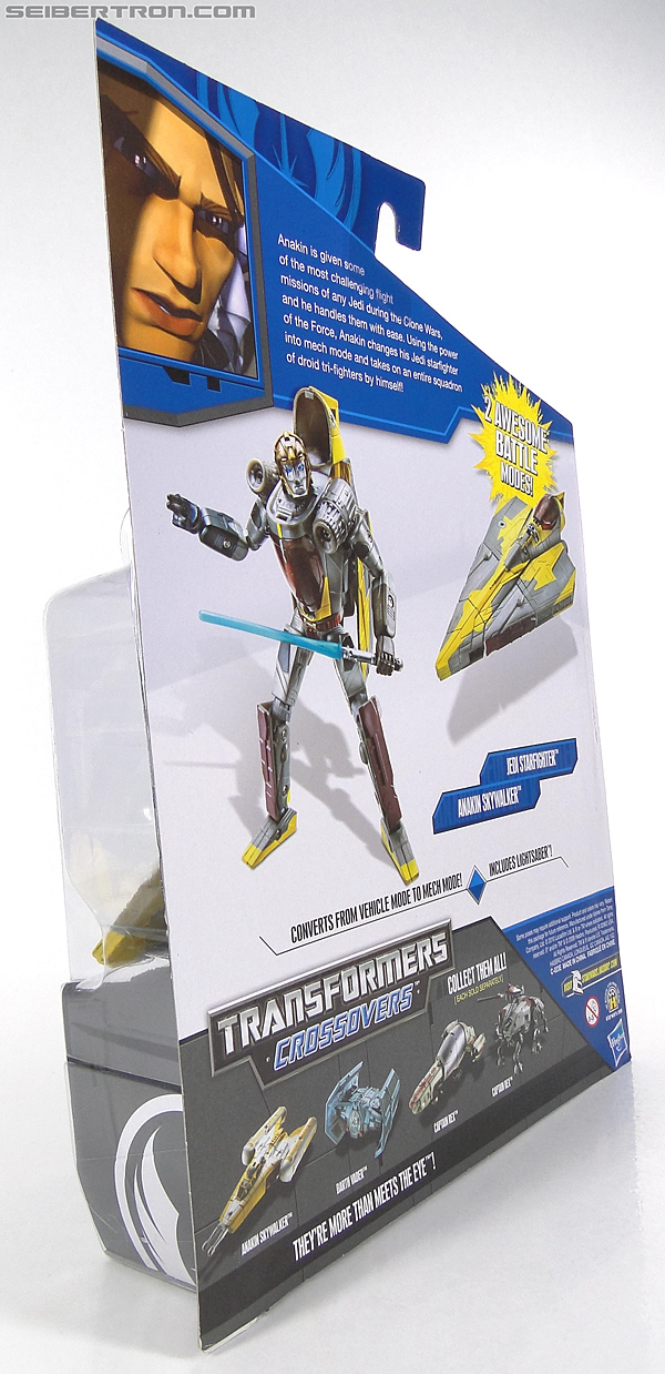Star Wars Transformers Anakin Skywalker (Jedi Starfighter) (Image #11 of 108)