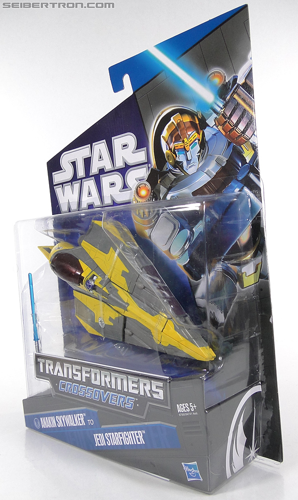 Star Wars Transformers Anakin Skywalker (Jedi Starfighter) (Image #12 of 108)
