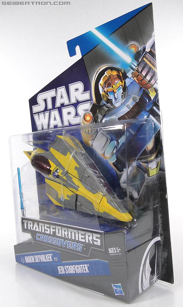 Star Wars Transformers Anakin Skywalker (Jedi Starfighter) (Image #12 of 108)